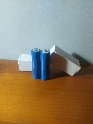 baterias 18650