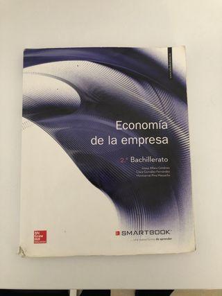 Libro economia 2 bachillerato