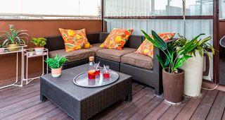 Sofa de jardin