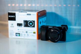 Sony a6000 + Lens Kit 16-50 OSS