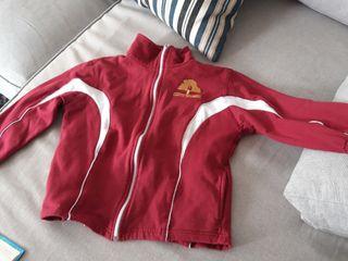 chaqueta chándal uniforme Colegio Santo Domingo