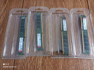RAM DDR3 4x4GB 1600MHz