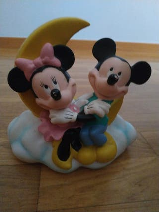 Hucha de Minnie y Mickey