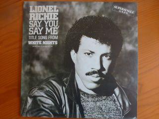"Disco de vinilo ""Lionel Richie"""