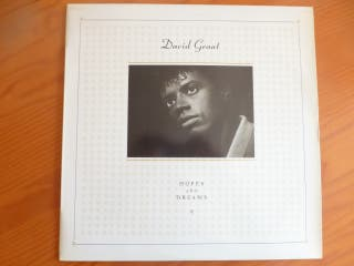 """Disco de vinilo """"David Grant"""""""