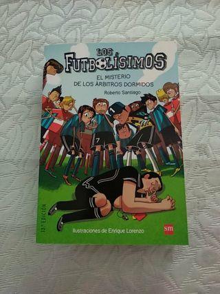 Libro 1 Los Futbolisimos