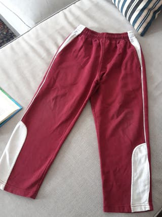 pantalon chandal uniforme colegio Santo Domingo