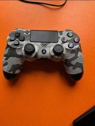 Mando PS4 camuflaje