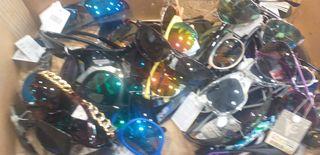 60 gafas nuevas sin estrenar lote