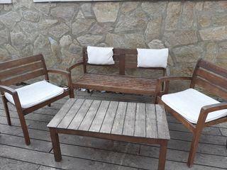 Conjuntos muebles jardin