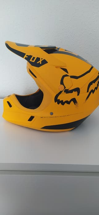 casco fox v3 NUEVO