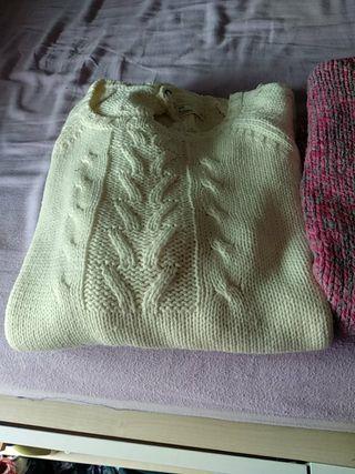 jerseys de lana.