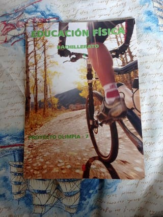 libro educación física
