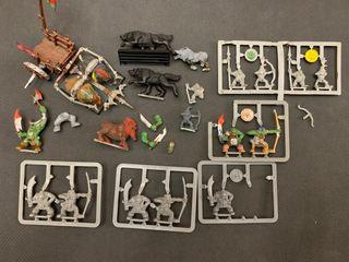 warhammer fantasy, restos orcos