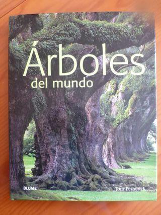 """Libro """"Árboles del mundo"""""""