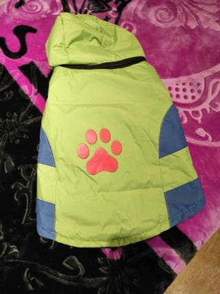 chaqueta de abrigo talla L