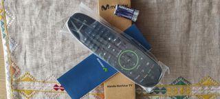 Mando distancia decodificador Tv Movistar nuevo