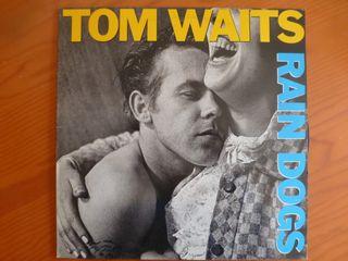 """Disco de vinilo """"Tom Waits"""""""