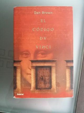 Libro El código da Vinci