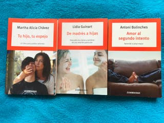 Pack de 3 libros Ed. Debolsillo