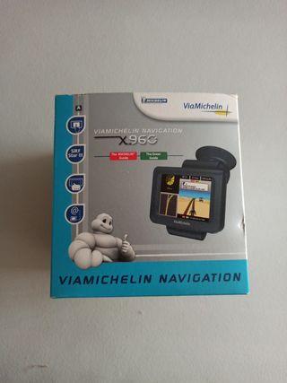 GPS via Michelin x960