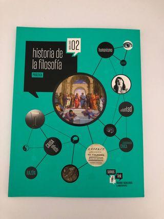 Libro historia de la filosofia 2 bachillerato