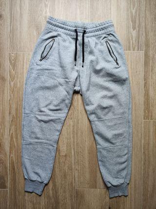 Pantalón de chándal gris - H&M