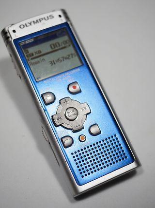 Grabadora de voz digital Olympus WS-650S