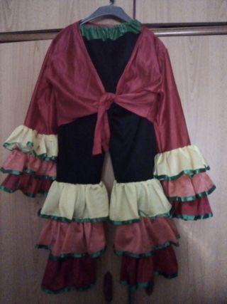 Disfraz samba/rumba