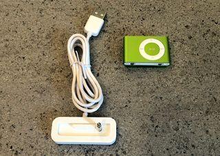 iPod Shuffle de 2ª generación, 1 Gb