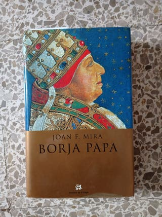 libro Borja papa