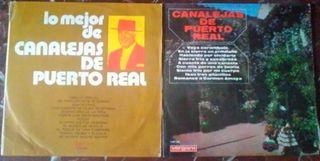 Discos vinilos CANALEJAS DE PUERTO REAL