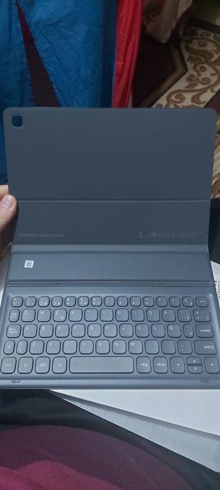 Funda con teclado de SAMSUNG GALAXY TAB s5