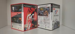 Lote juegos Gran Turismo 3 y 4 PS2