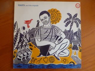 """Disco de vinilo """"Toots and the maytals"""""""