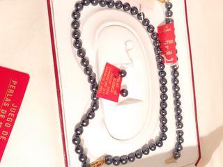 Conjunto perlas de Mallorca