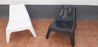 sillas de jardin