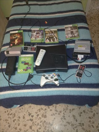 Xbox 360 250 gigas