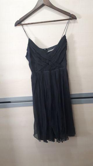 vestido tirante fino Zara Talla L