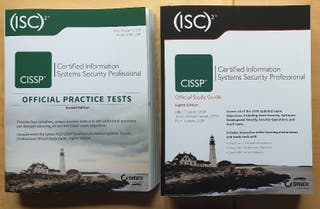 CISSP official study guide Eight Edition