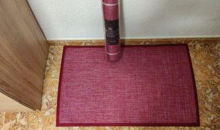 Alfombra de Polipropileno 60x90 cm nueva.