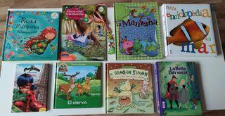 libros infantiles a 1,2 y 3€
