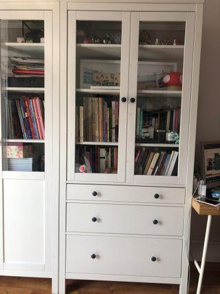 Estantería/Librería HEMNES con cajones - Ikea
