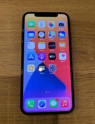 Cambio iphone x 64 g negro