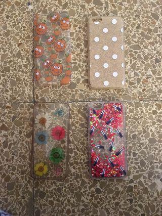4 fundas para iphone 6s