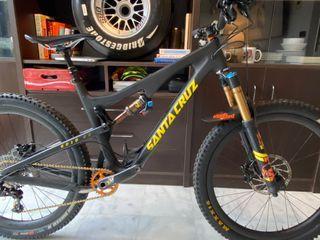 bicicleta MTB Santa Cruz 5010 CC Large