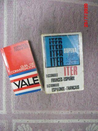 DICCIONARIO FRANCES- ESPAÑOL+ GUIA CONVERSACION