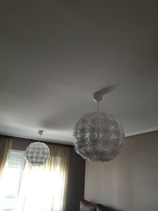 Lámparas vendo juntas o individuales