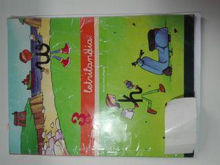 Libro Letrilandia 3
