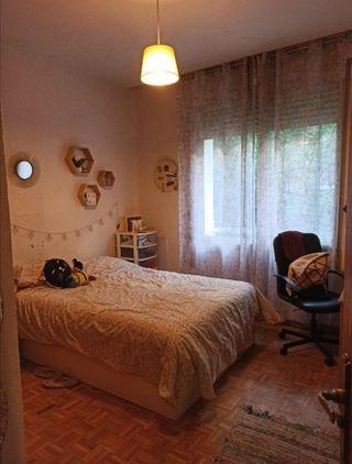 Canapé abatible blanco cama 135cm
